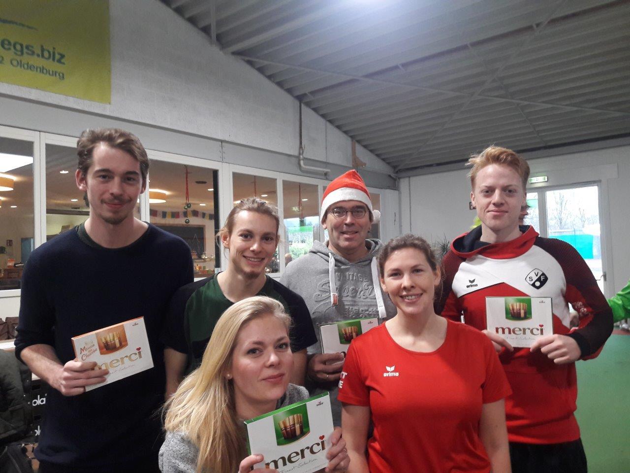 Oldenburg Weihnachtsfeier.Weihnachtsfeier Der Leichtathleten Sv Friedrichsfehn